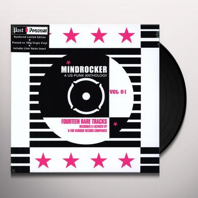 MINDROCKER: U.S. PUNK ANTHOLOGY 1 / VARIOUS Vinyl Record