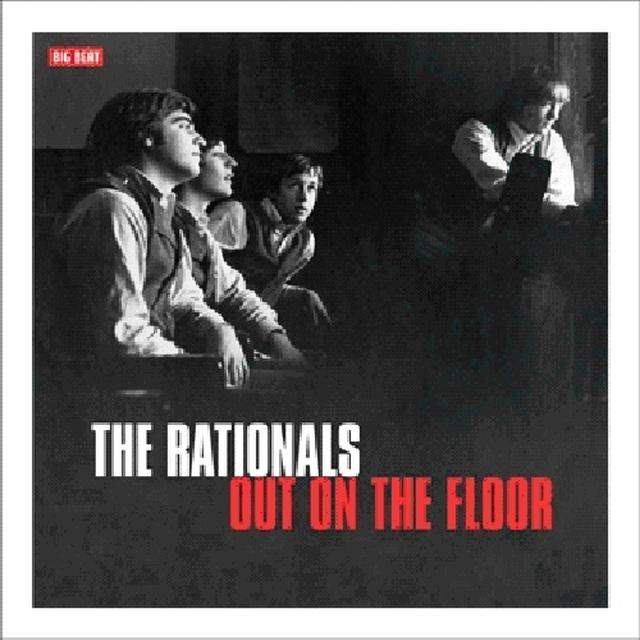 Rationals OUT ON THE FLOOR Vinyl Record - UK Import