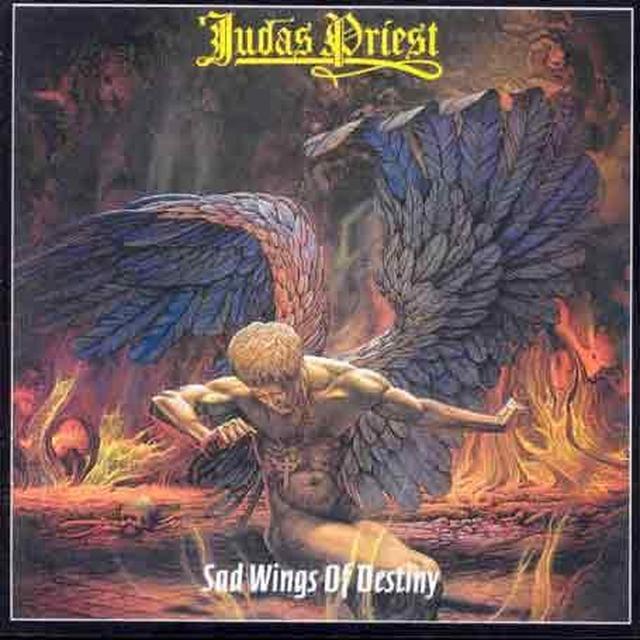 Judas Priest SAD WINGS OF DESTINY Vinyl Record - 180 Gram Pressing