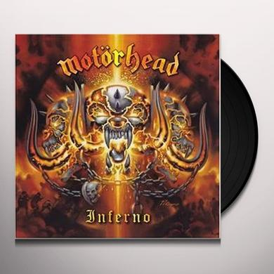 Motorhead INFERNO Vinyl Record