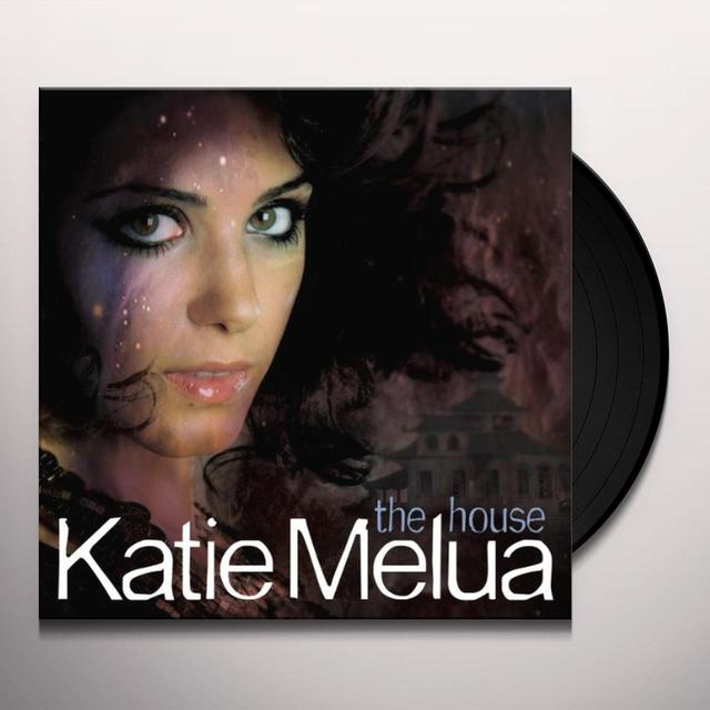 Katie Melua HOUSE Vinyl Record - 180 Gram Pressing
