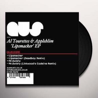 Al Tourettes / Appleblim LIPSMACKER Vinyl Record