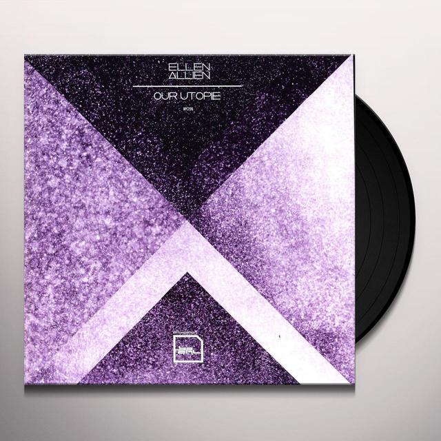 Ellen Allien OUR UTOPIE Vinyl Record