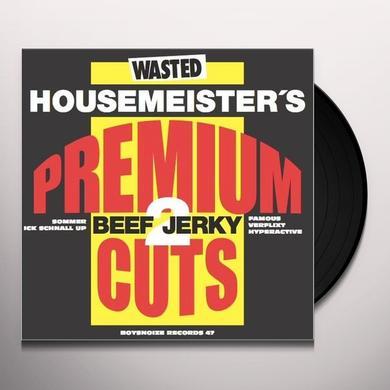 Housemeister BEEF JERKY 2: PREMIUM CUTS Vinyl Record