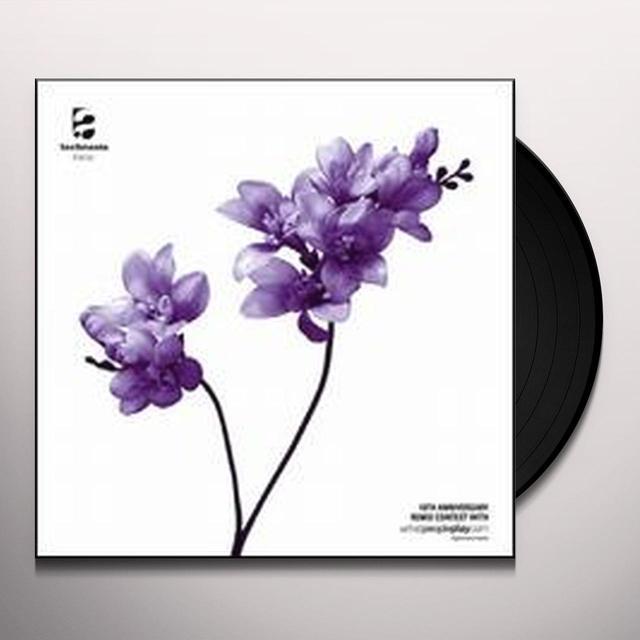 Technasia FORCE: 10TH ANNIVERSARY REMIX CONTEST Vinyl Record