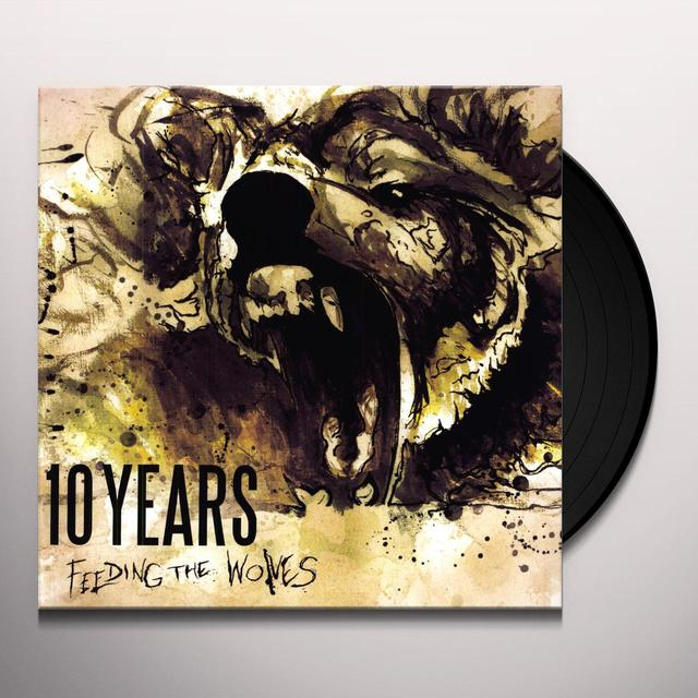 10 Years FEEDING THE WOLVES (Vinyl)