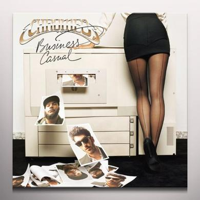 Chromeo BUSINESS CASUAL Vinyl Record - Colored Vinyl