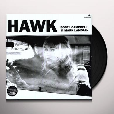 Isobel Campbell / Mark Lanegan HAWK Vinyl Record
