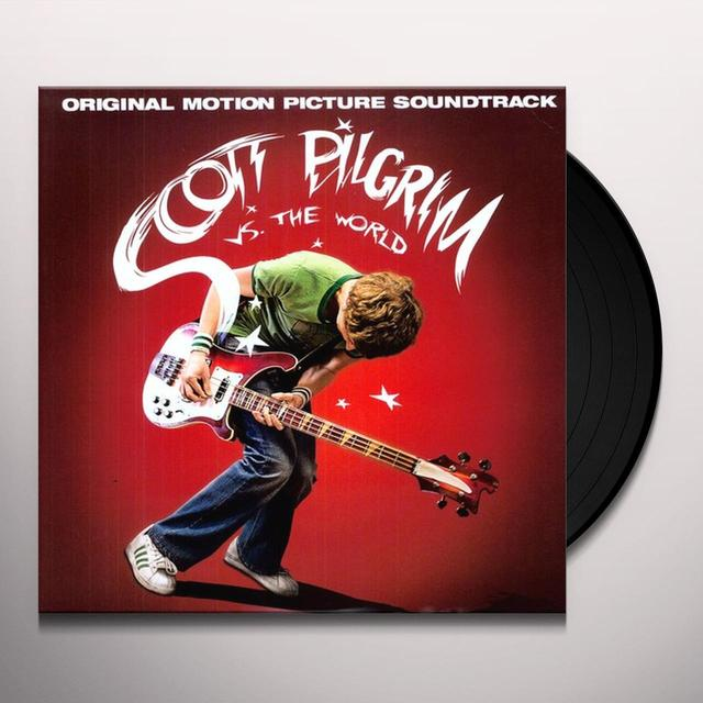 SCOTT PILGRIM VS THE WORLD / O.S.T. Vinyl Record