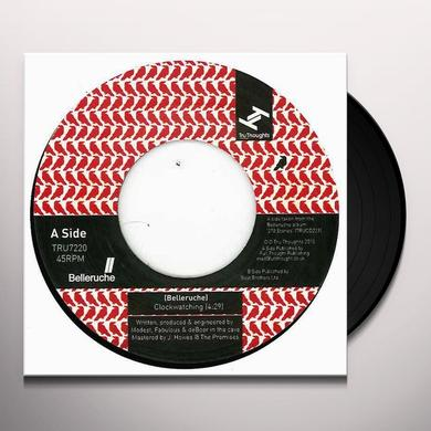 Belleruche CLOCKWATCHING Vinyl Record