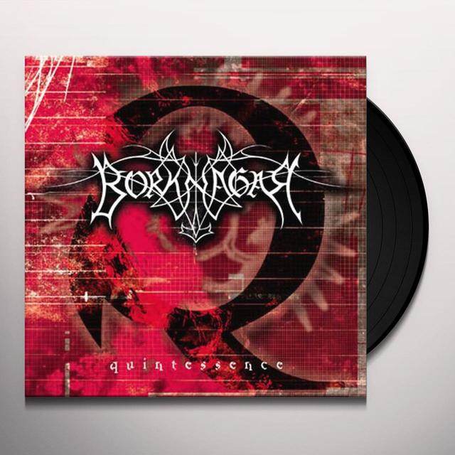 Borknagar QUINTESSENCE Vinyl Record - Limited Edition, 180 Gram Pressing