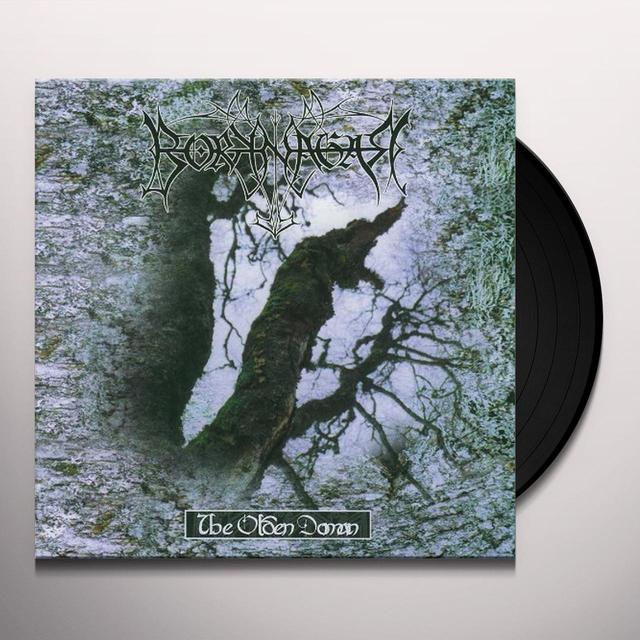 Borknagar OLDEN DOMAIN Vinyl Record - Limited Edition, 180 Gram Pressing
