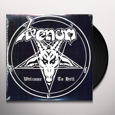 Venom WELCOME TO HELL (LTD) (OGV) (Vinyl)