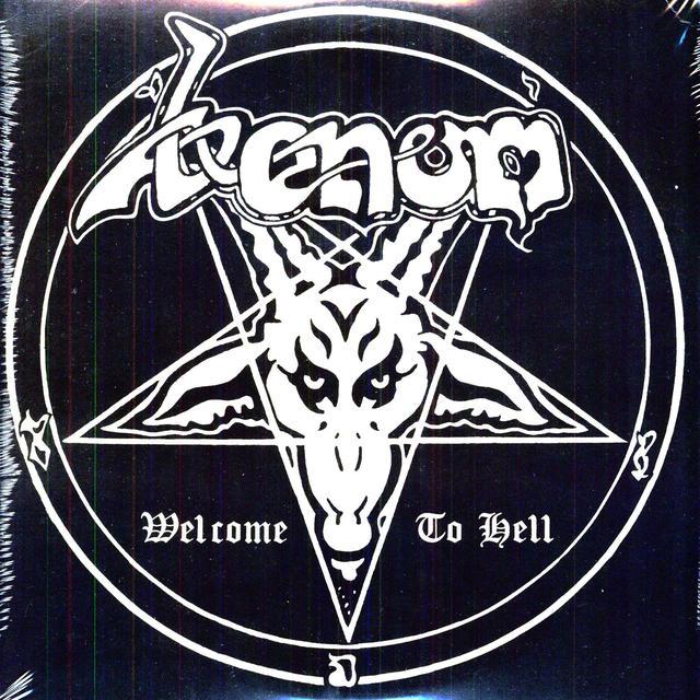 Venom WELCOME TO HELL (LTD) (OGV) (Vinyl)