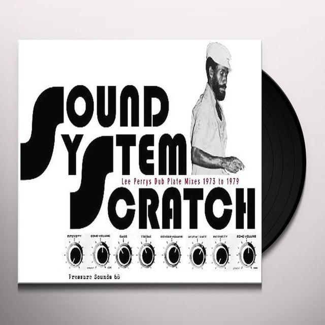 Lee / Upsetters Perry SOUND SYSTEM SCRATCH Vinyl Record
