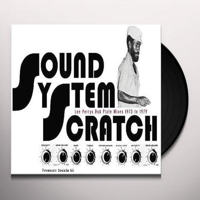 Lee Perry & Upsetters SOUND SYSTEM SCRATCH Vinyl Record