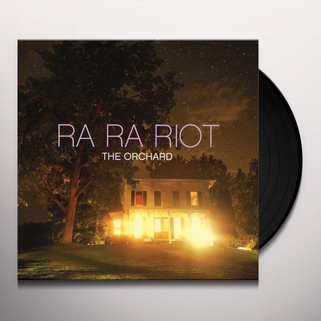 Ra Ra Riot ORCHARD Vinyl Record - Digital Download Included