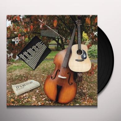 The Tree People IT'S MY STORY Vinyl Record