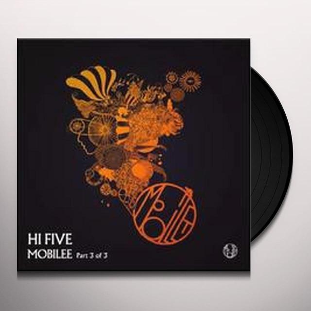 Anja Sebo K / Schneider HI FIVE MOBILEE 3 OF 3 (EP) Vinyl Record