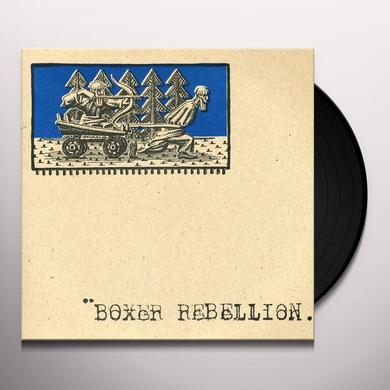 BOXER REBELLION Vinyl Record