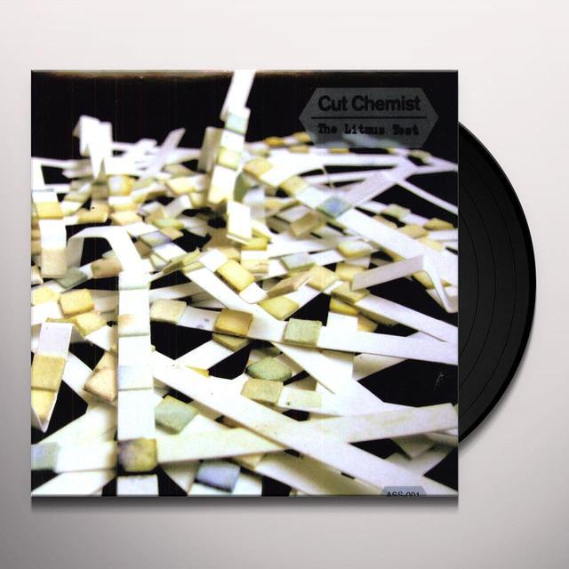 Cut Chemist LITMUS TEST Vinyl Record