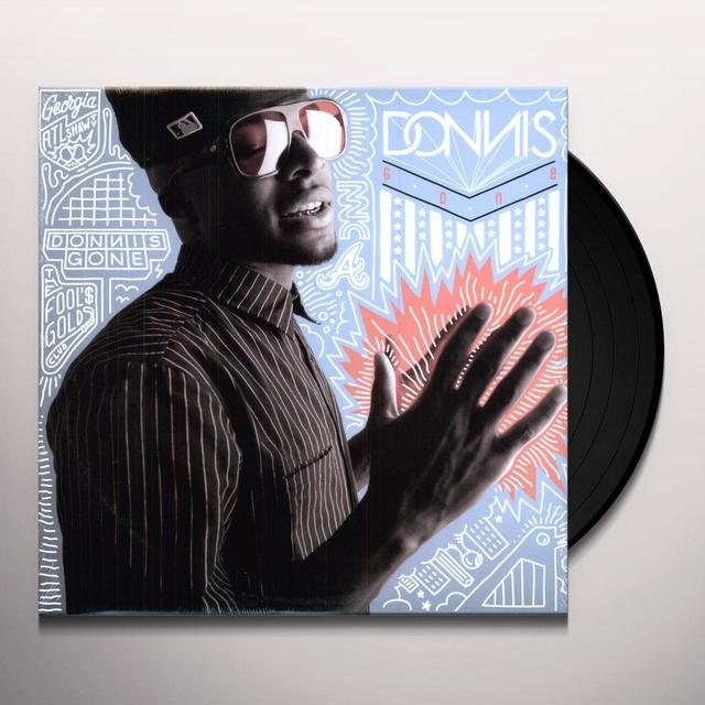 Donnis GONE Vinyl Record