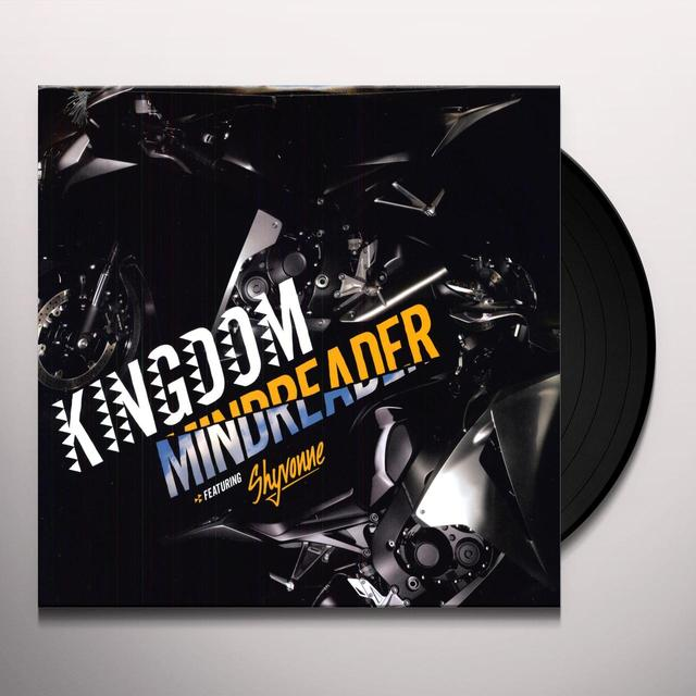 Kingdom MIND READER Vinyl Record