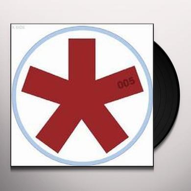 Jozif COCA GRANDE Vinyl Record