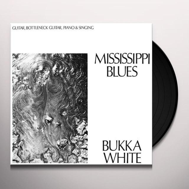 Bukka White MISSISSIPPI BLUES Vinyl Record