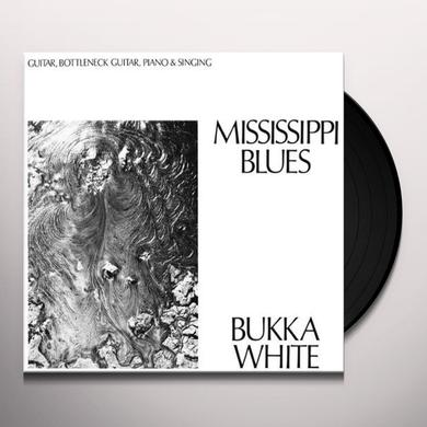 Bukka White MISSISSIPPI BLUES Vinyl Record - 180 Gram Pressing