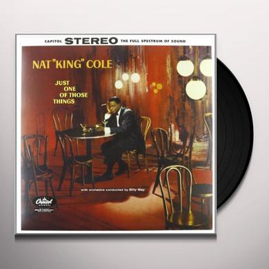 Nat King Cole JUST ONE OF THOSE THINGS Vinyl Record