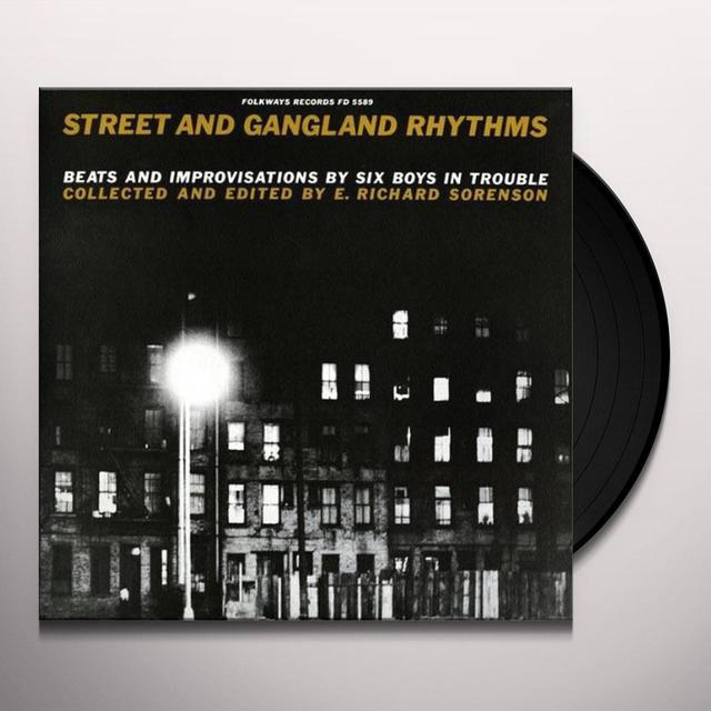 STREET & GANGLAND RHYTHMS BEATS & / VARIOUS Vinyl Record