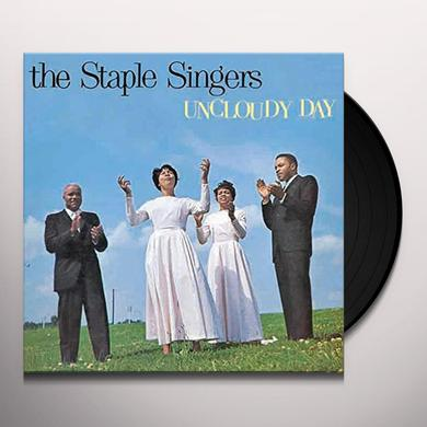 The Staple Singers UNCLOUDY DAY Vinyl Record
