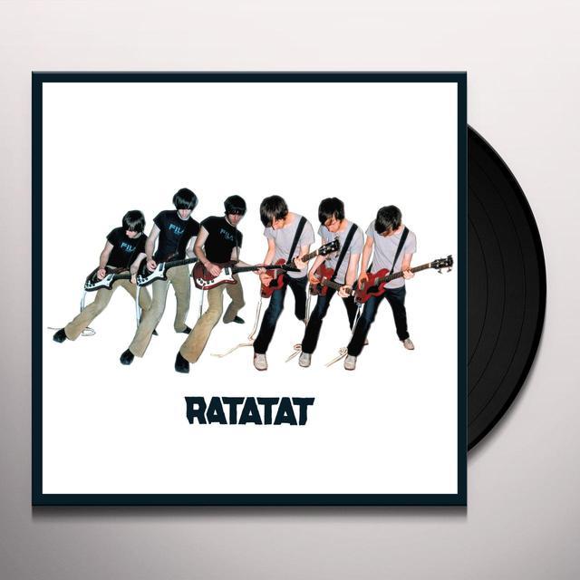 RATATAT Vinyl Record - MP3 Download Included