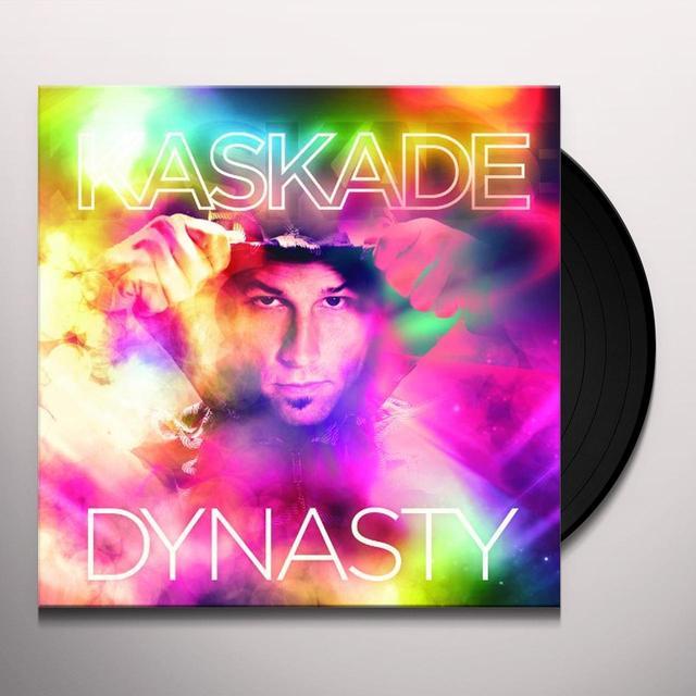 Kaskade DYNASTY Vinyl Record