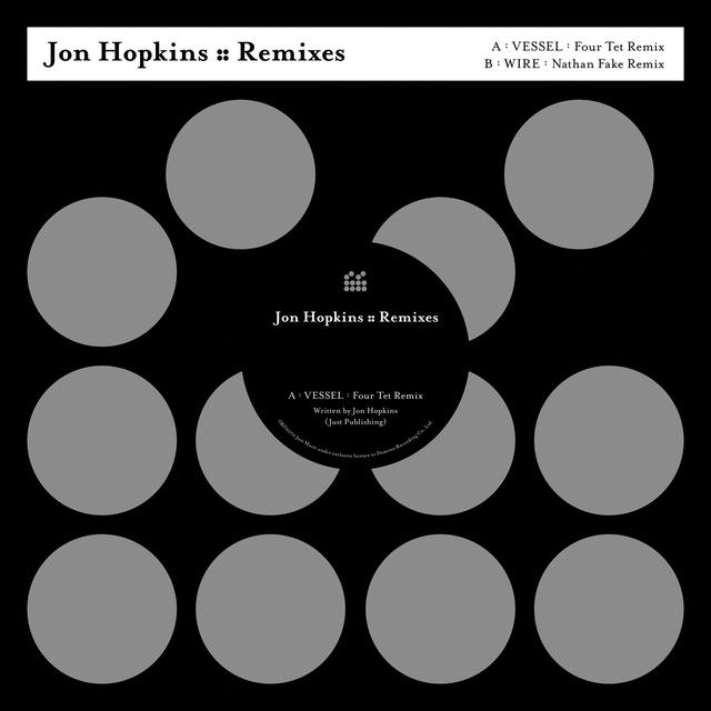 Jon Hopkins REMIXES Vinyl Record