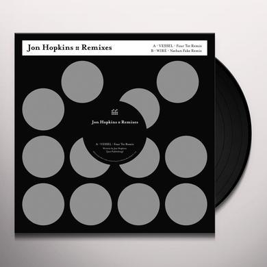 Jon Hopkins REMIXES Vinyl Record