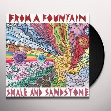 From A Fountain SHALE & SANDSTONE Vinyl Record