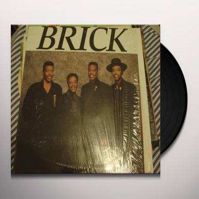 Brick TOO TUFF Vinyl Record