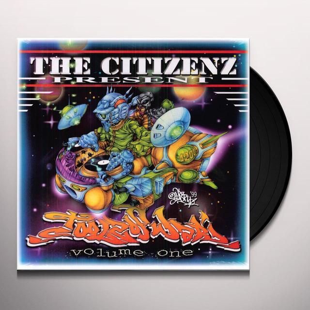 Citizenz TOOLS OF WAR 1 Vinyl Record