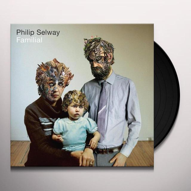 Philip Selway FAMILIAL (BONUS CD) Vinyl Record - 180 Gram Pressing