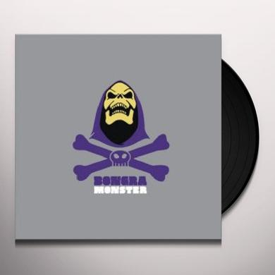 Bong-Ra MONSTER (EP) Vinyl Record