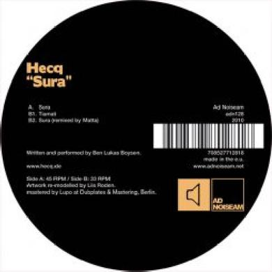 Hecq SURA Vinyl Record