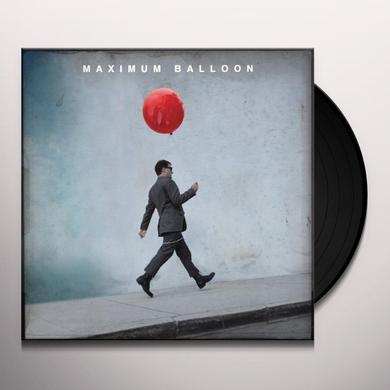 MAXIMUM BALLOON Vinyl Record