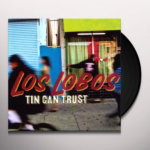 Lobos TIN CAN TRUST Vinyl Record