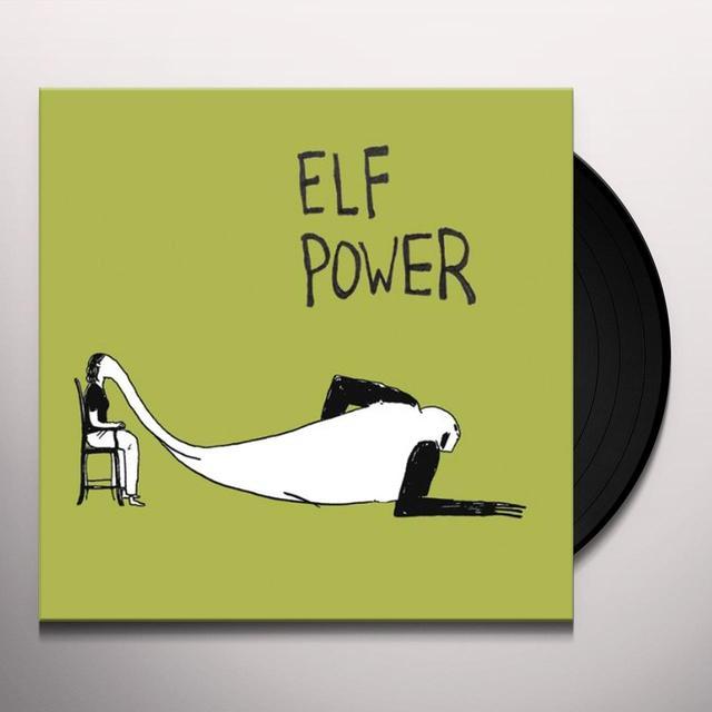 ELF POWER Vinyl Record