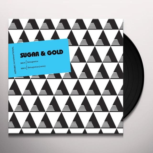 Sugar & Gold DEMAGNETIZE (EP) Vinyl Record