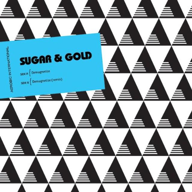 Sugar & Gold DEMAGNETIZE (EP) Vinyl Record