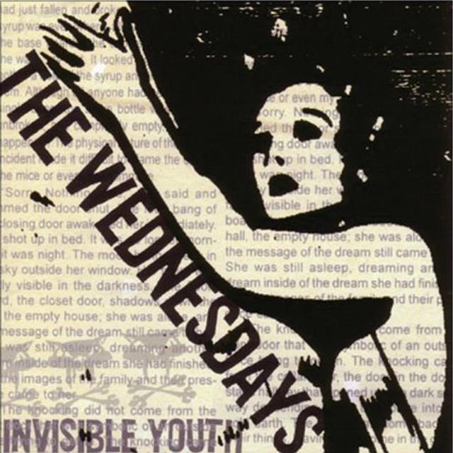 Wednesdays INVISIBLE YOUTH Vinyl Record - 180 Gram Pressing