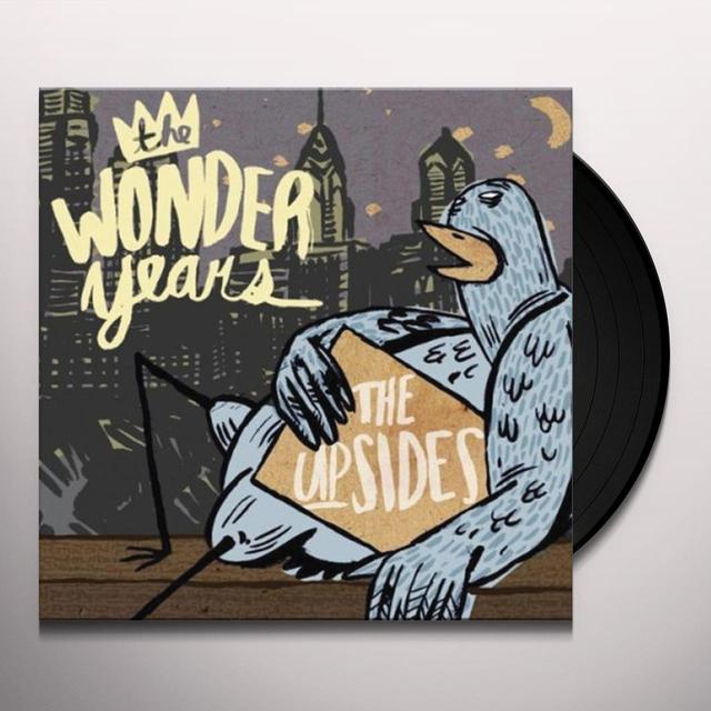 Wonder Years UPSIDES (Vinyl)